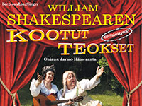 William Shakespearen kootut teokset 2011
