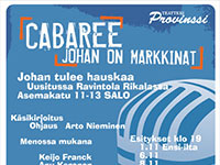 Cabaree Johan on markkinat 2002