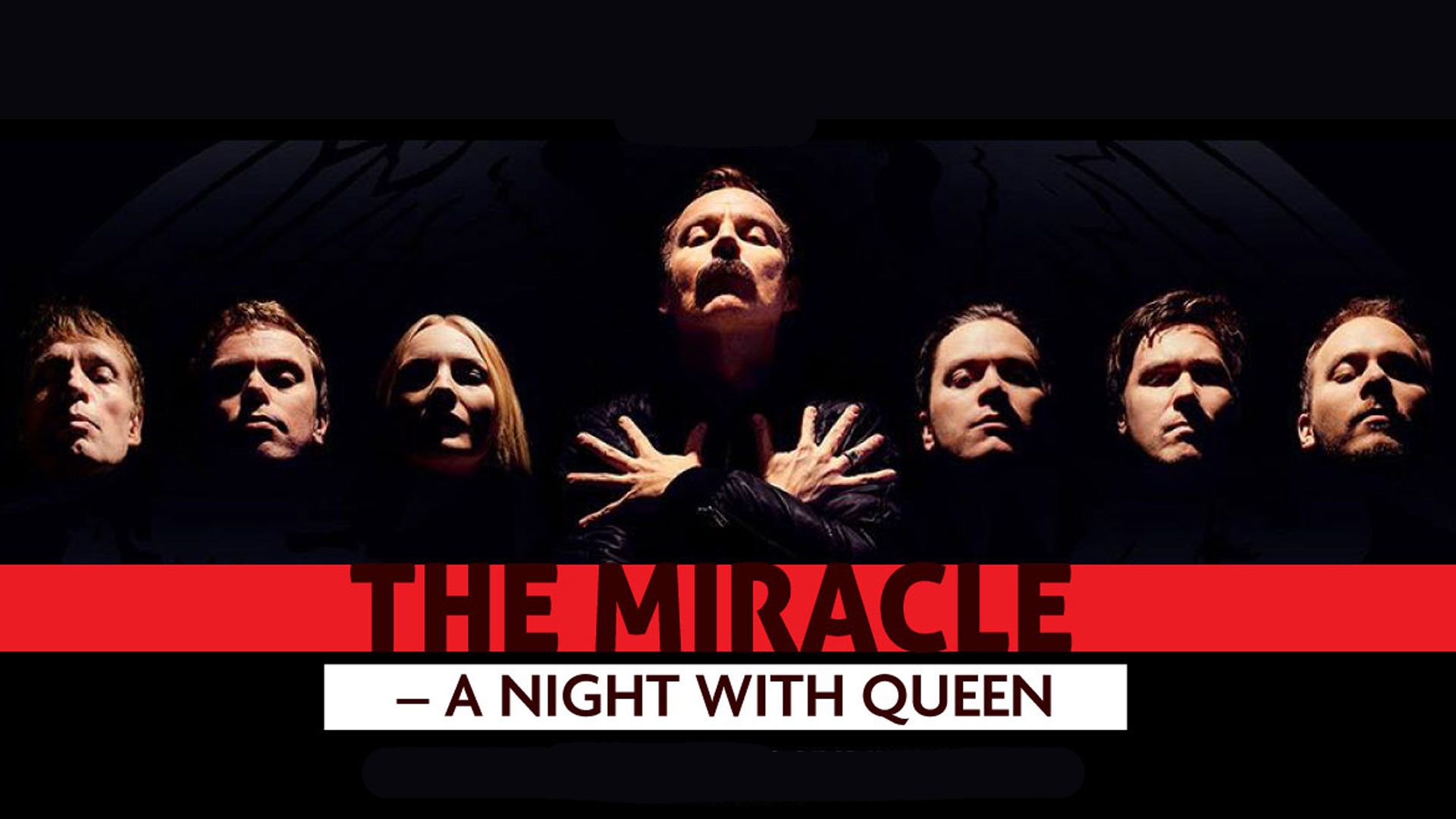 The Miracle - A Night With Queen pe 3.12.2021 klo 19.00