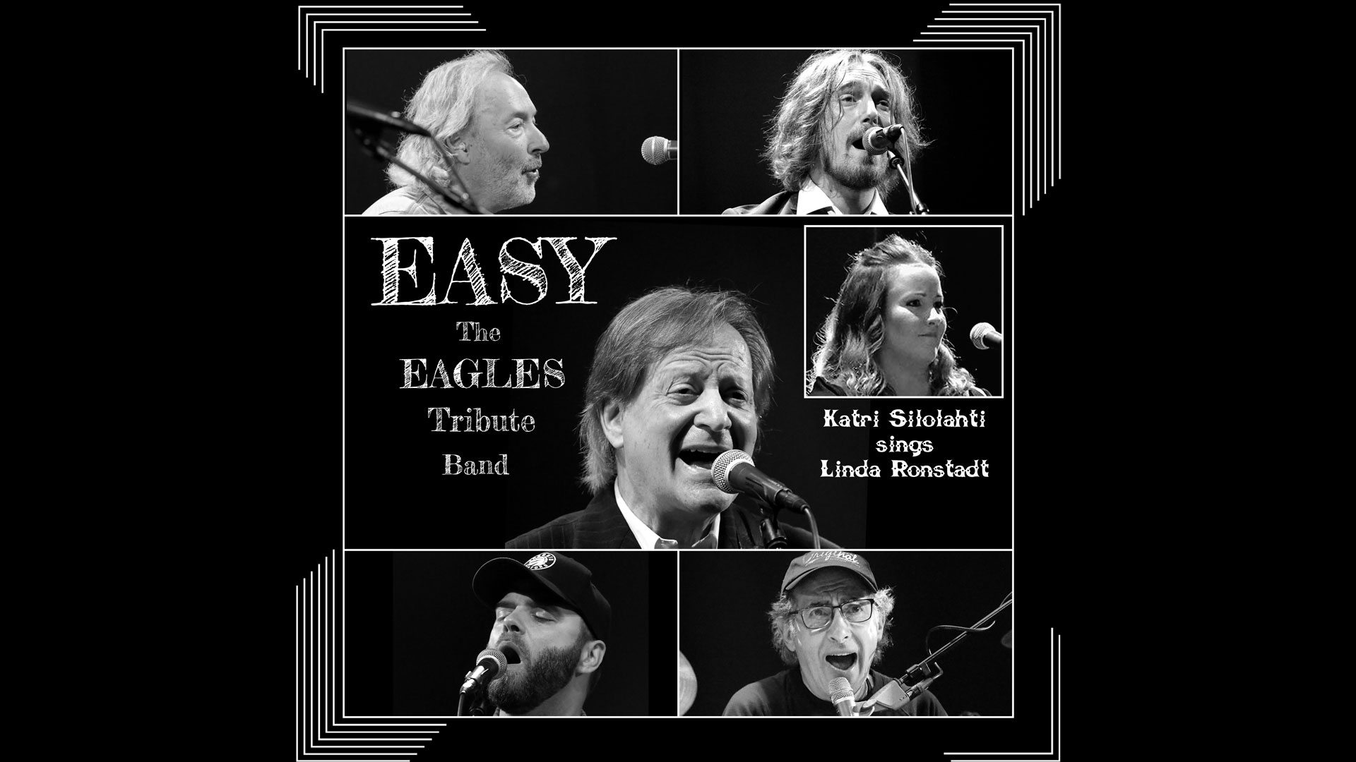 Easy - The Eagles Tribute Band (Mustio) la 1.8.2020 klo 18.00